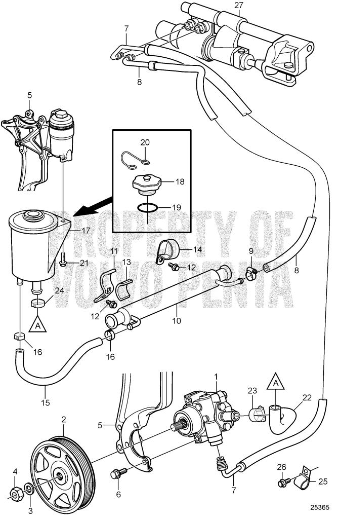 Power Steering 5 7gi 300 R 5 7gxi 320 R
