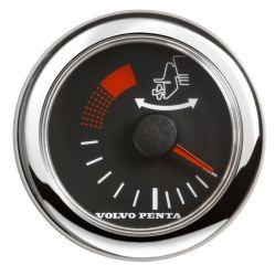 Trim Position Indicator, Analog - Black