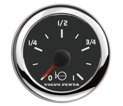 Water Level Gauge - Black