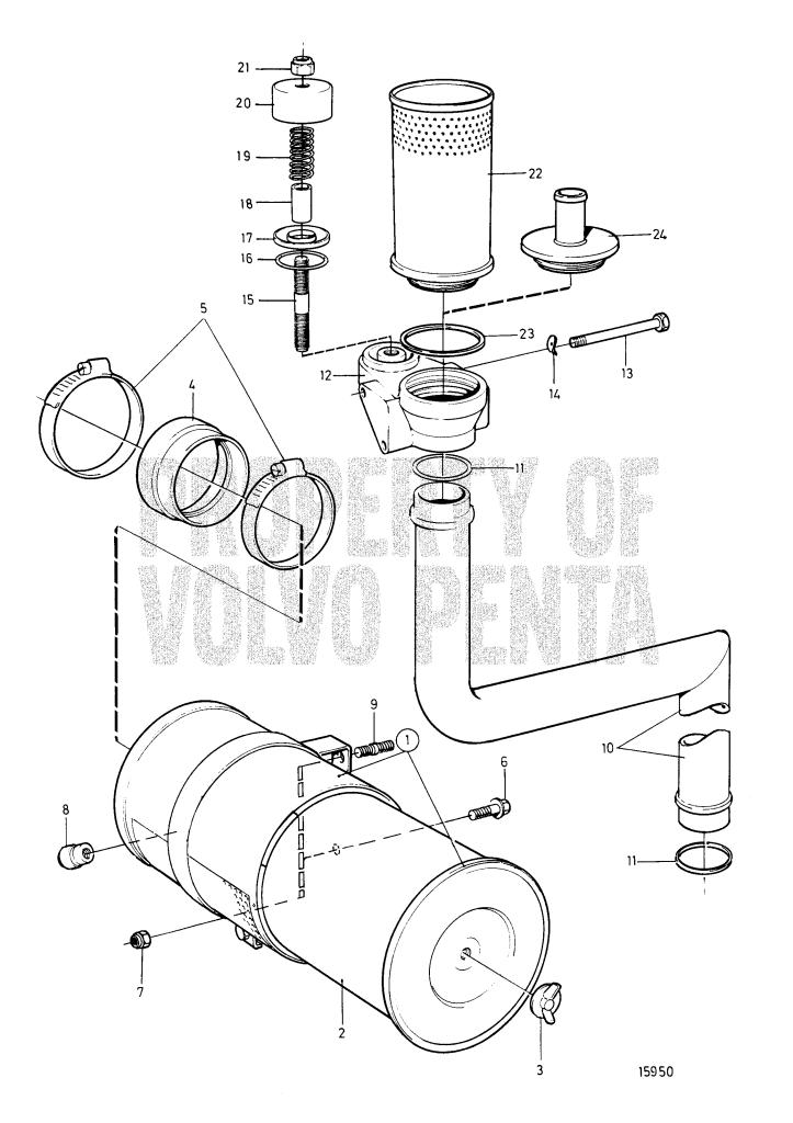 Fram C1110pl Fuel Filter