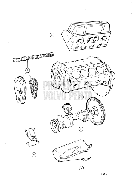 Engine And Installation Components