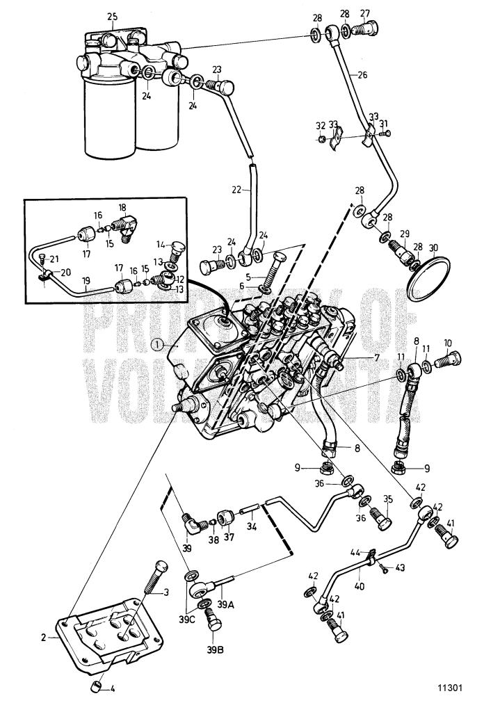 Motorcycle Petcock Fuel Filters