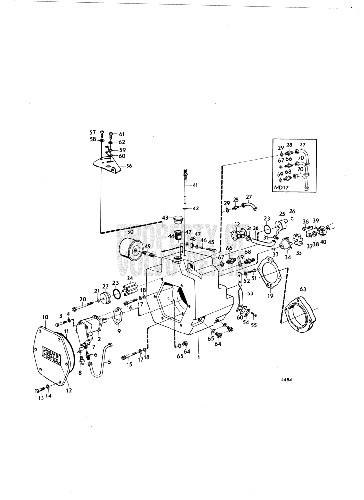 4t65e electrical diagram 4t65e hydraulic diagram connecting components hydraulic transmission: md11 : md11 ... #3