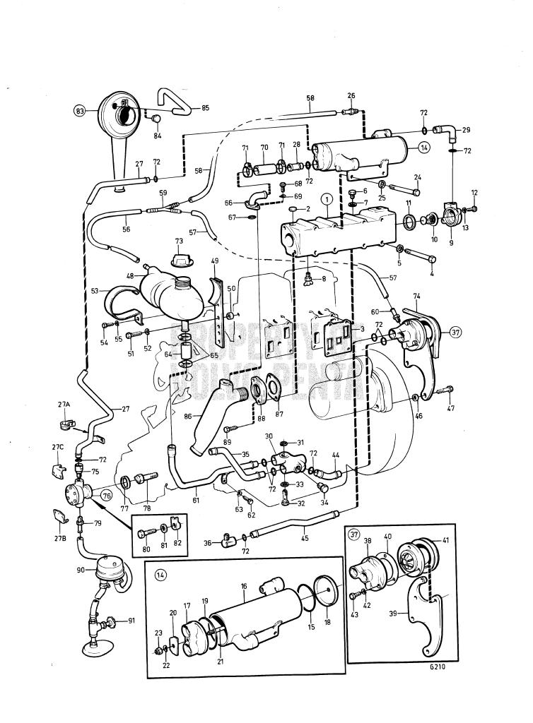 Volvo Penta Md11c Wiring Diagram - Custom Wiring Diagram •