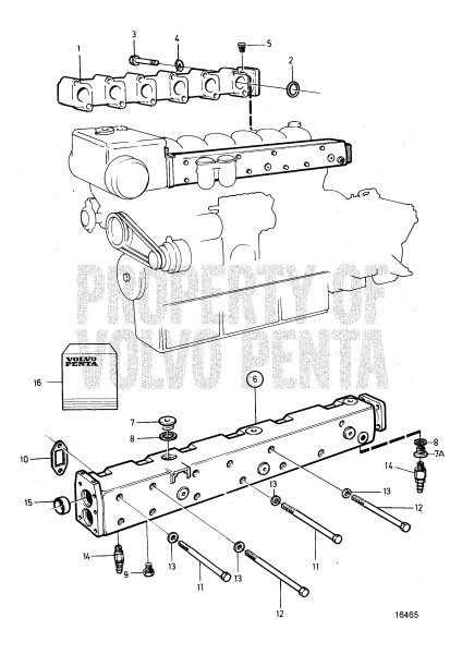Induction And Exhaust Manifold
