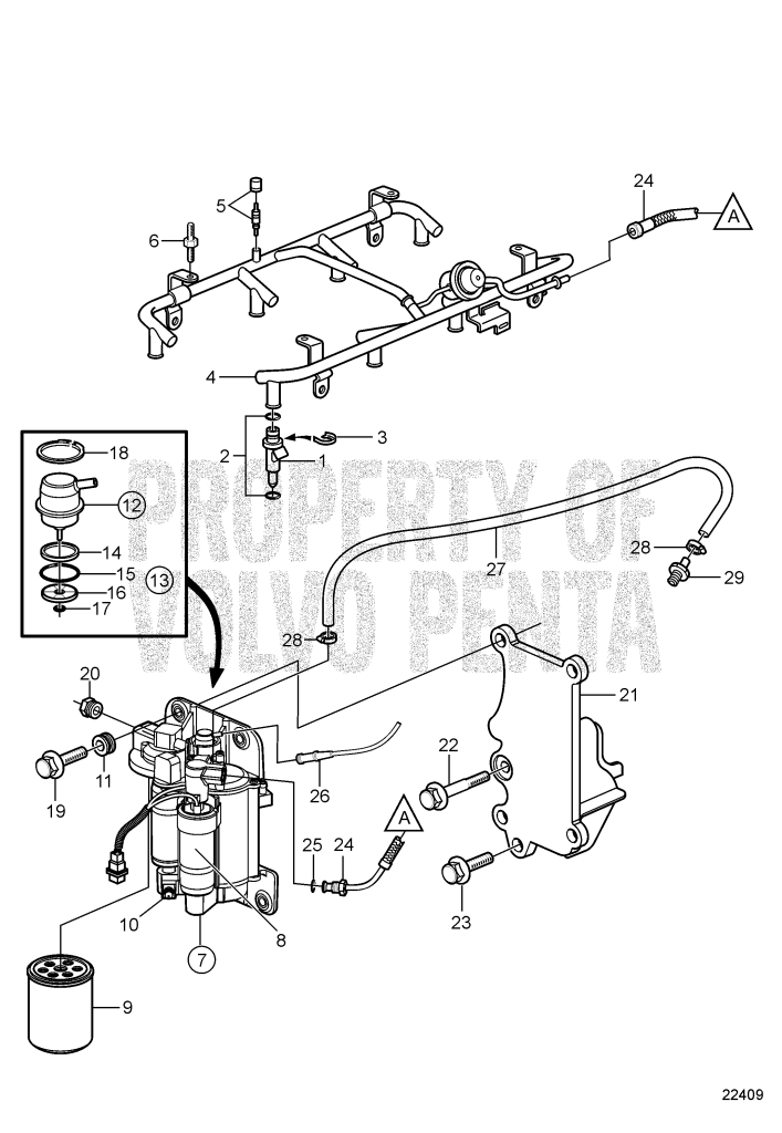 Fuel System 8.1Gi-G, 8.1Gi-GF, 8.1GXi-F, 8.1GXi-FF, 8.1OSi-C ... on volvo front strut diagram, volvo strut mount diagram, volvo fuse diagram, volvo cooling system diagram, volvo rear suspension diagram, volvo timing marks diagram, volvo exhaust diagram, volvo windshield washer diagram, volvo cold start injector diagram, volvo engine diagram, volvo timing belt diagram, volvo parking brake diagram, volvo headlight assembly diagram, volvo strut assembly diagram, volvo ignition wiring diagram,