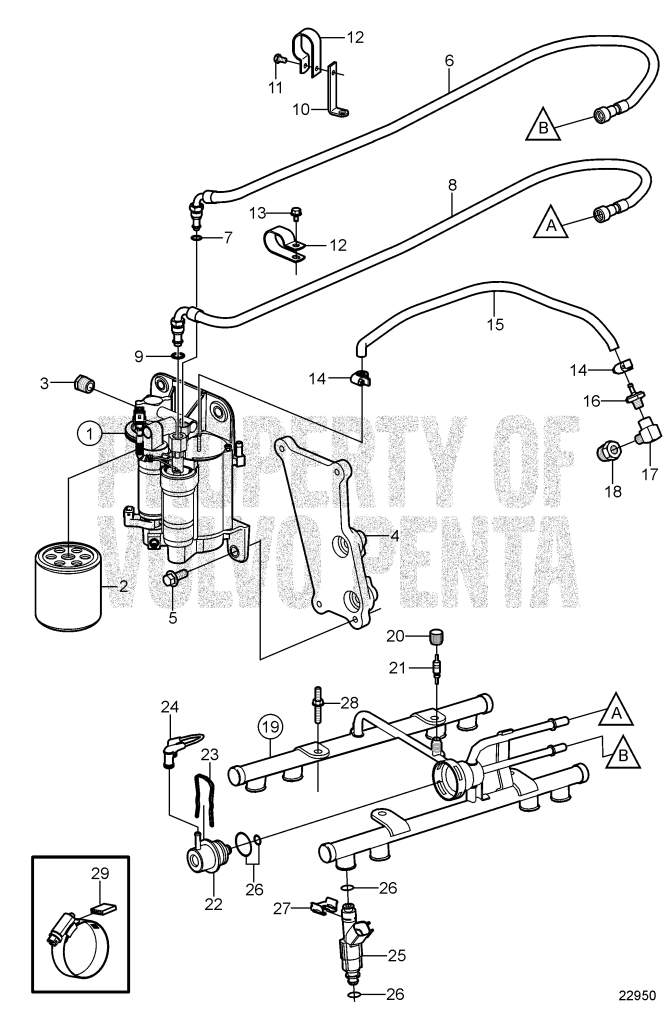 fuel system 5 0gxi