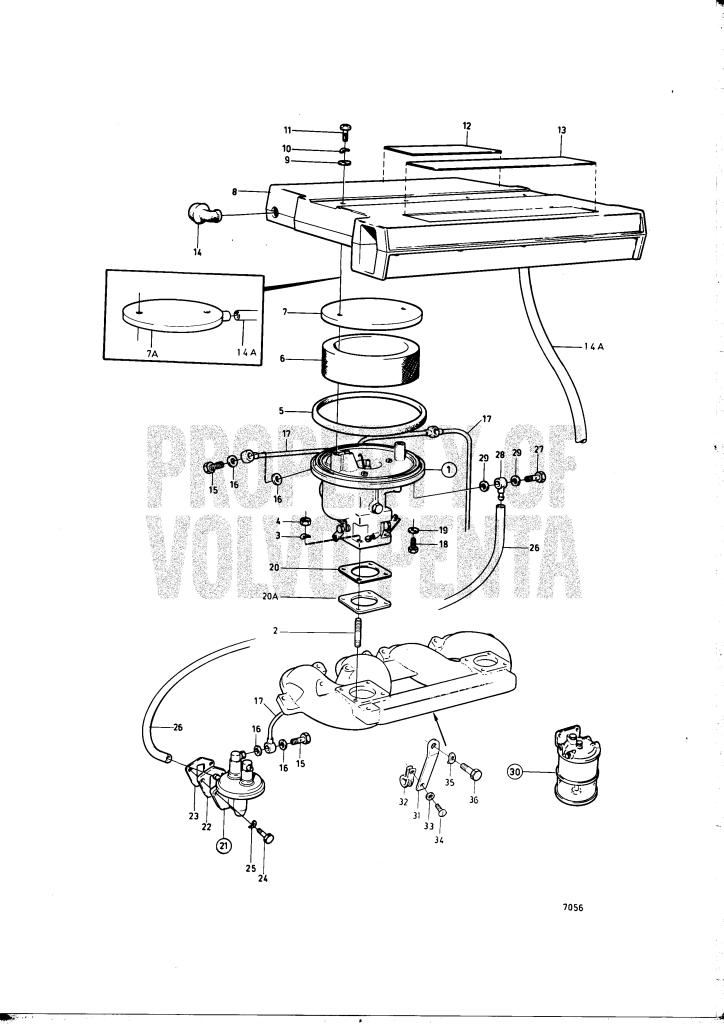 Fuel System Aq125a