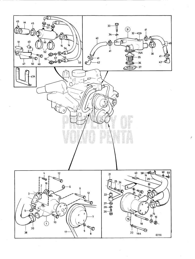 Volvo Penta Aq260 Wiring Harness - 2001 Tahoe Wiring Diagrams -  1990-300zx.yenpancane.jeanjaures37.fr | Volvo Penta Aq260 Wiring Harness |  | Wiring Diagram Resource